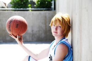 Kise- Game Day by twinfools