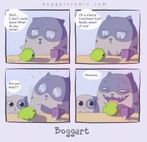boggart - 19 by Apofiss