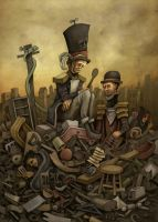 Tomorrow's Landfill by DaveWhitlam