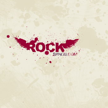 ROCK bands logo by Waterboy1992