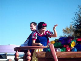 Snow White and the Prince by darlingkatie