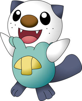Oshawott by NIGHTSandTAILSFAN
