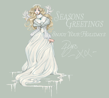 .:Seasons Greetings:. by FionaCreates