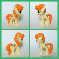 Carrot Top/Golden Harvest Custom by Amandkyo-Su