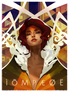 RED Concert Poster by JenZee