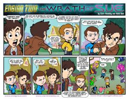 Ensign Two: The Wrath of Sue 17 by kevinbolk