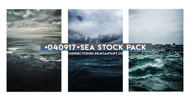 [02092017] SEA STOCK PACK by btchdirectioner