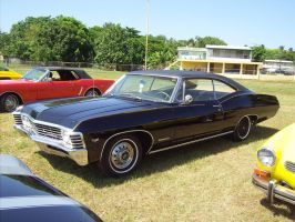 1967 Chevrolet Impala Coupe by Mister-Lou