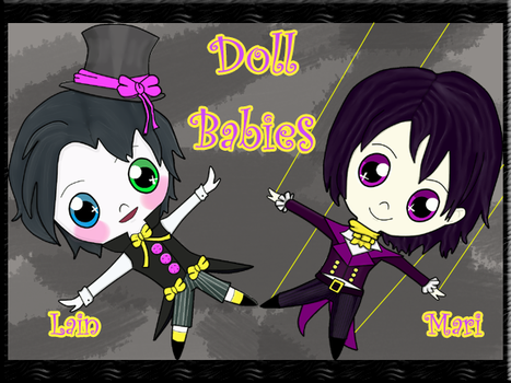Dollbabies by Magegirl-Nino