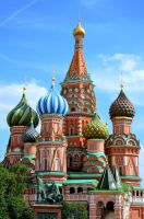 St. Basil Cathedral by joseluisrg