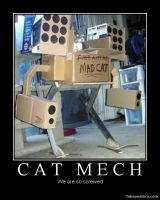 Cat Mech by Tank93
