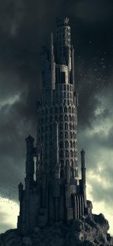 the dark tower by 25kartinok