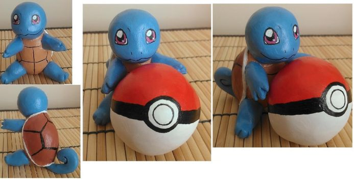 Squirtle gift by Lairenuriel