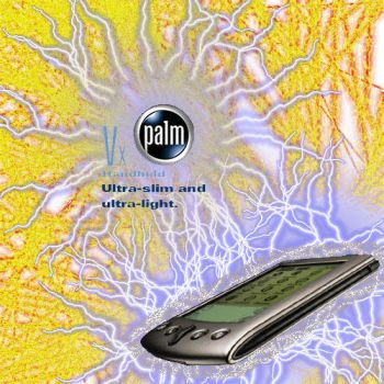 Palm Vx by joeycool10