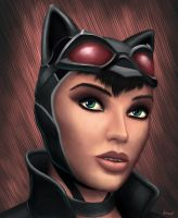 Selina face by Antimad1