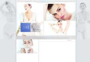 Miley Cyrus Look #2 by bearedesign