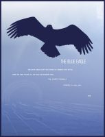 the blue eagle by heph