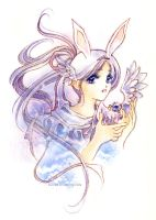Lil Bunny by luciole