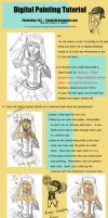 Digital painting tutorial by CantoChi