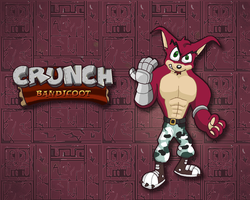 Crunch Wallpaper High-Res by E-122-Psi