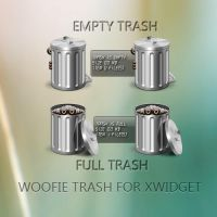 Woofie Trash for XWidget by boyzonet