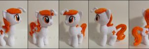 Plushie: Karma - My Little Pony: FiM by Serenity-Sama