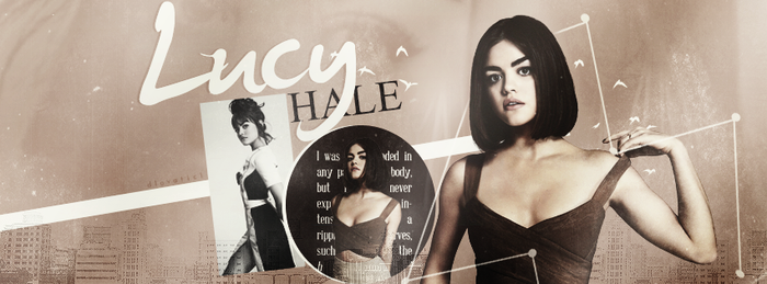 Lucy Hale // 10915 by DLovatic1