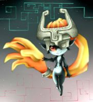 Twilight Midna by AtaroNymeria