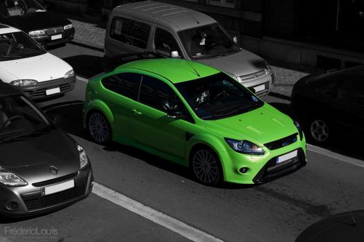 ford focus rs by Dequal