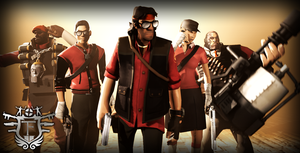 Team Fortress 2 by zimsd619