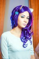 Cosplay Rarity by Nadin666999