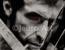 The Wolverine by JEURO85