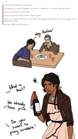 Are these losers for real? by Kiaraz