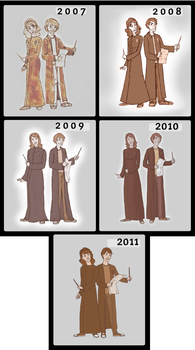 Five Years Later by Svenly
