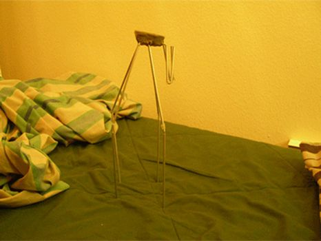 Armature1 Test Stop Motion by jesseaaah