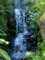 Stock: Waterfall I by Stock-By-Michelle