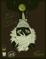 Chat Noir palette challenge by flopicas