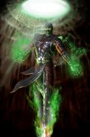 Ermac by AnnaPostal666