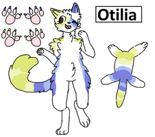 Otilia Reference by TheRainster