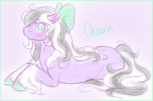 Charm (Remade OC) by Acry-Artwork