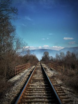 Stay on track by Ler-ac