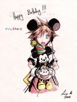 B-day gift for macpotter by eikomakimachi