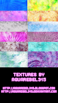Texture Pack 5 by aquarebel315