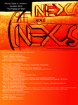 Nexus Vol1 Issue 6 Front Inside Cover by zenx007