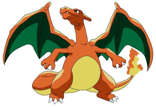 Nother Charizard Picture(EDIT) by Sajirou
