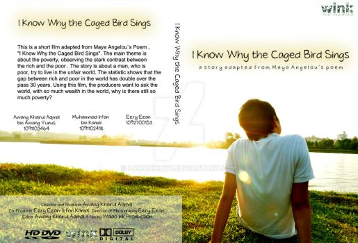 DVD cover -my 1st shortfilm- by Lomokikuyu