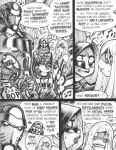 A page from EMPOWERED: HELL BENT OR HEAVEN SENT by AdamWarren