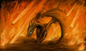 Rise from fire by jimmyst1