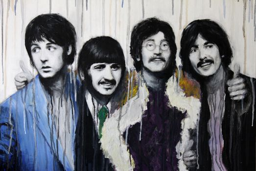 The Beatles by DeniseEsposito