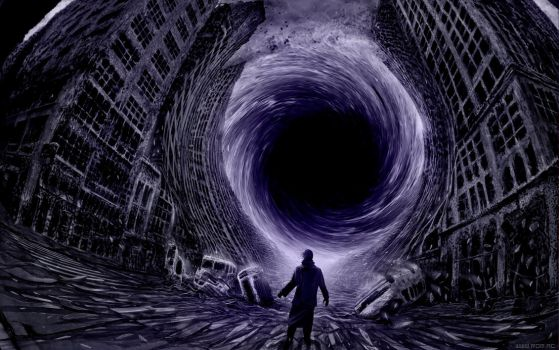 The Abyss by alexiuss